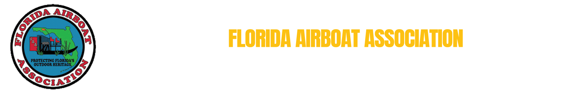 Florida Airboat Association Logo